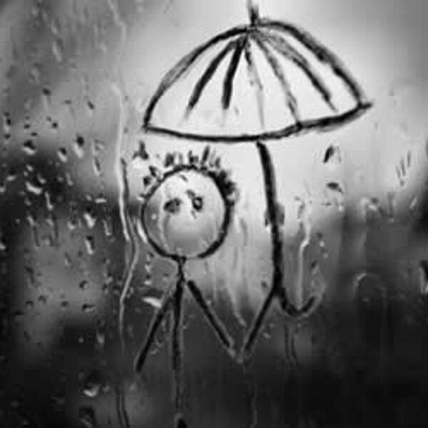 Desânimo nos dias chuvosos