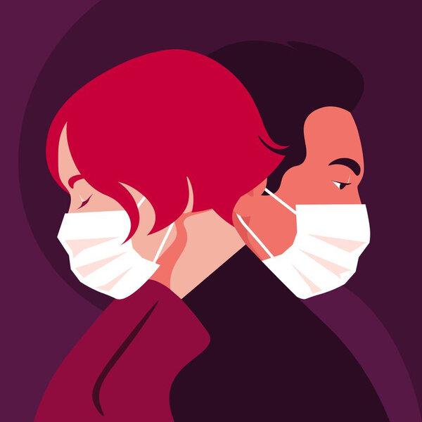 Encontro seguro na pandemia