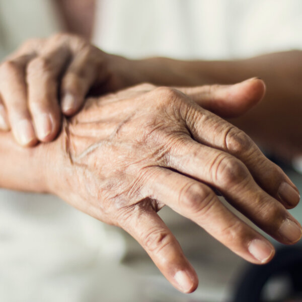 Sintomas de Parkinson