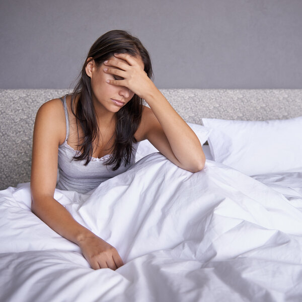 Virgem sente dor na relação