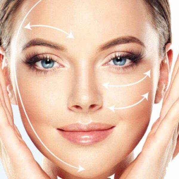 Procedimentos de rejuvenescimento e harmonização facial