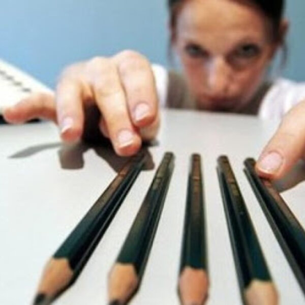 Transtorno Obsessivo Compulsivo (TOC)