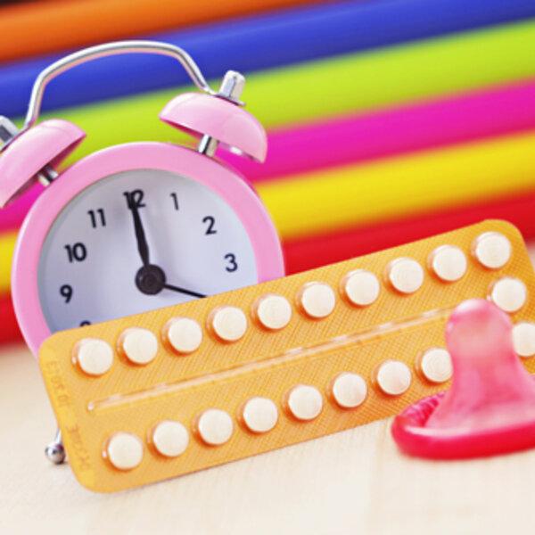 Tipos de métodos contraceptivos