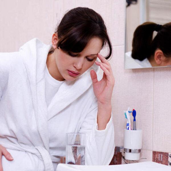 Risco de gravidez sentando no vaso sanitário