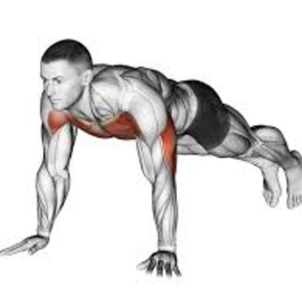 Flexão de braço indica o risco a problemas cardiovasculares