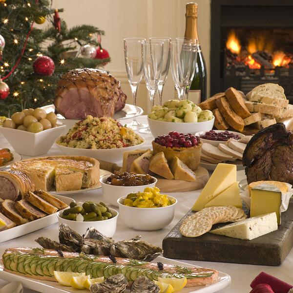 O aumento de peso nas festas de fim de ano