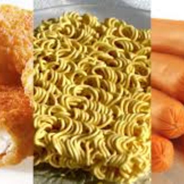 Alimentos processados