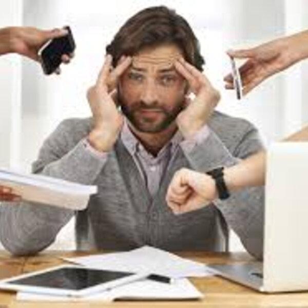 Trabalho e stress crônico