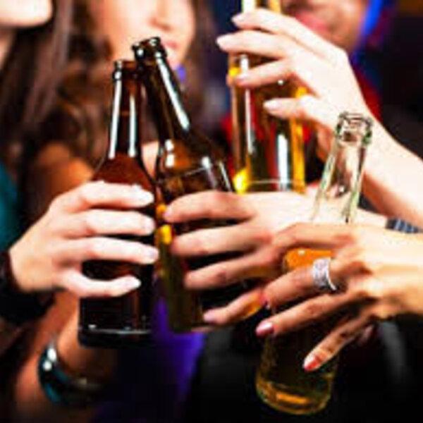 O excesso de ingestão de álcool nas festas de fim de ano