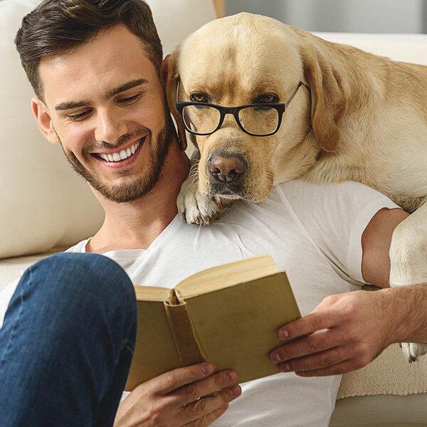 Ter um animal em casa dá um apoio emocional que não tem preço, mas é preciso responsabilidade na hora de adotar um cão!
