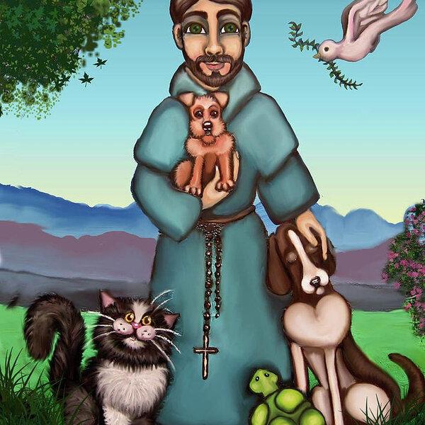 04 de Outubro - Dia de São Francisco de Assis e Dia Mundial dos Animais