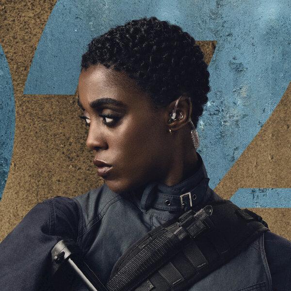 Lashana Lynch será a nova 007