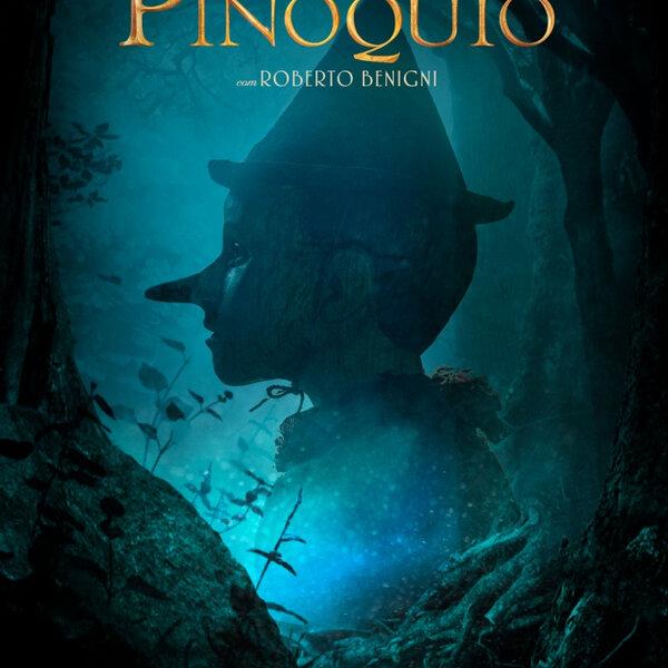 Pinóquio chega aos cinemas na versão live-action