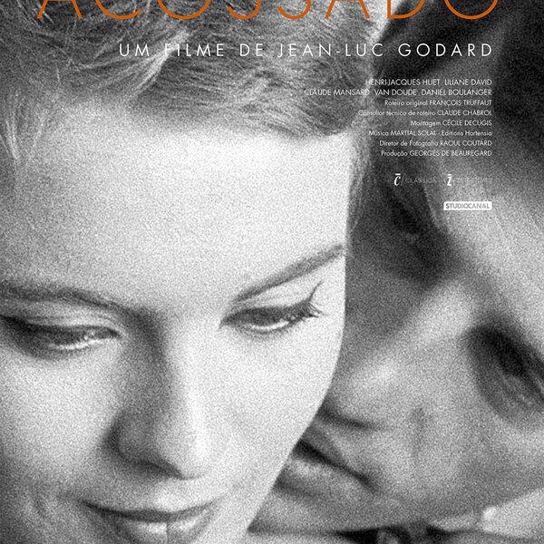 Conheça um pouco do trabalho de Jean-Paul Belmondo, da obra de Godard e da Nouvelle Vague...