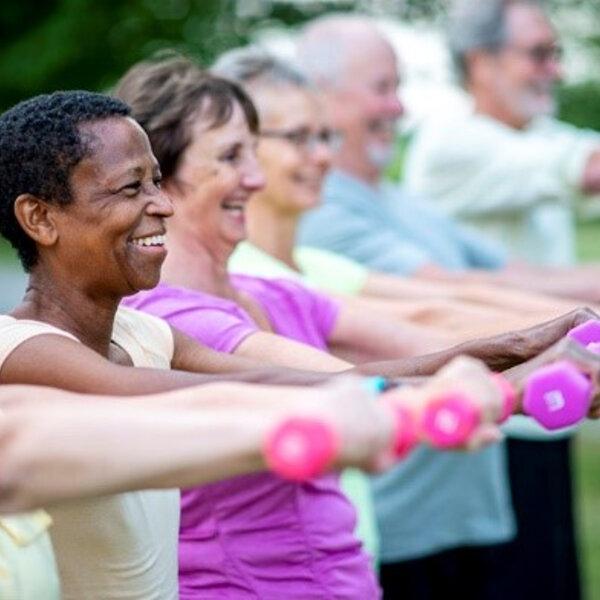 Mais envelhecimento ativo