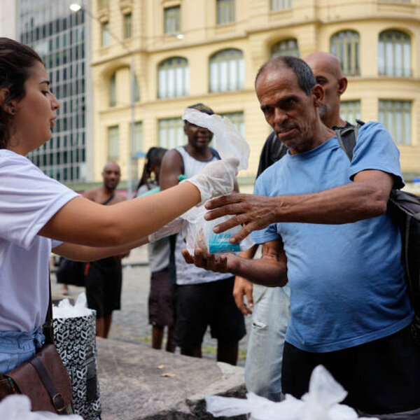 Doação na Pandemia