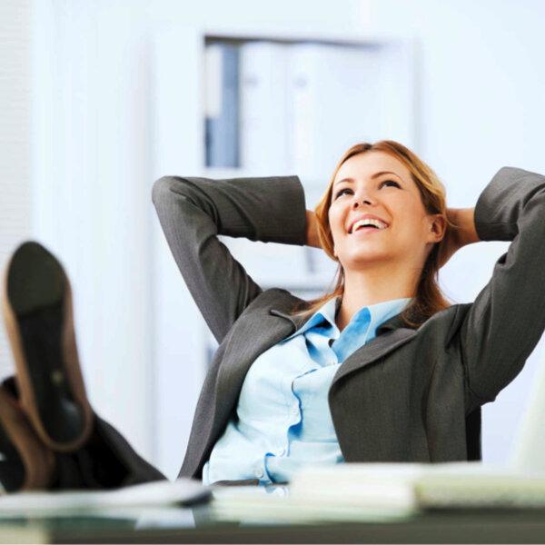 Trabalho e felicidade combinam sim