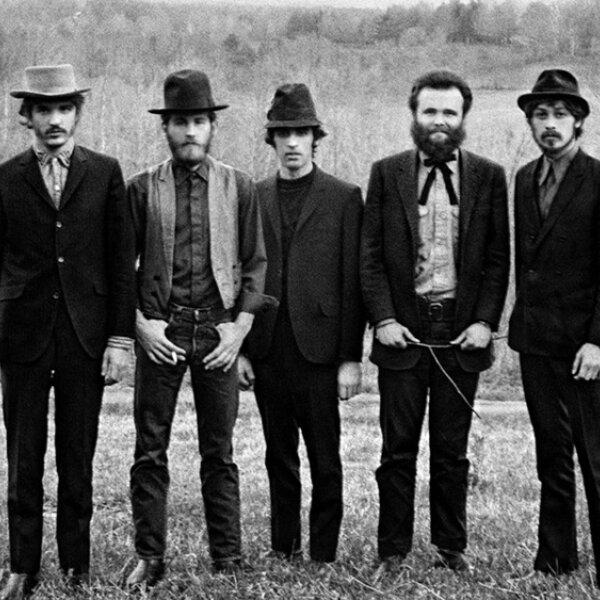 The Band, que acompanhou Bob Dylan, celebra os 50 anos do segundo disco com caixa especial