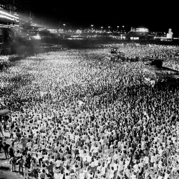Histórias dos 35 anos do Rock in Rio