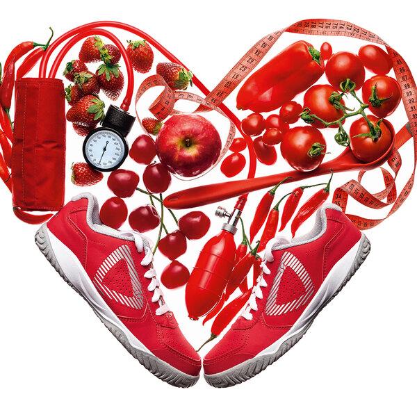 Coração: Símbolo de saúde e amor