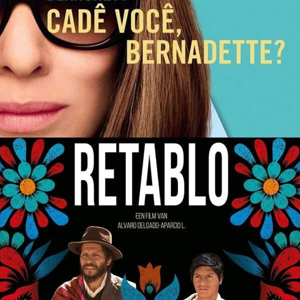 Cadê Você, Bernadette?   Retablo