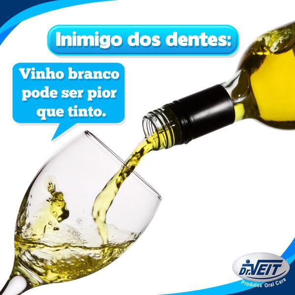 Bebidas alcoólicas e os danos causados aos dentes