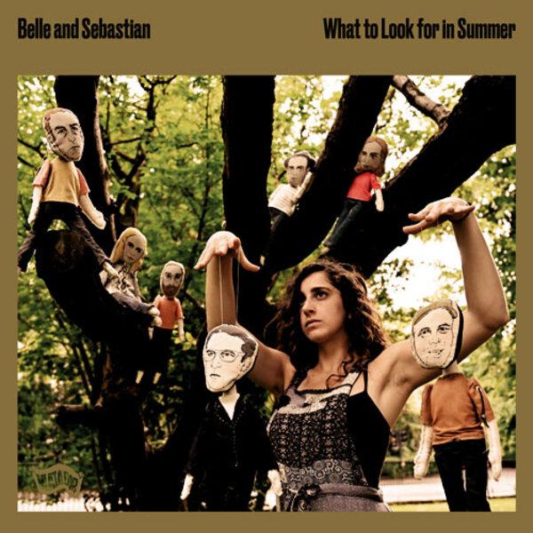Belle & Sebastian anuncia novo álbum ao vivo