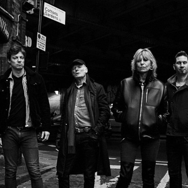 The Pretenders liberam 2ª faixa de seu futuro álbum de inéditas