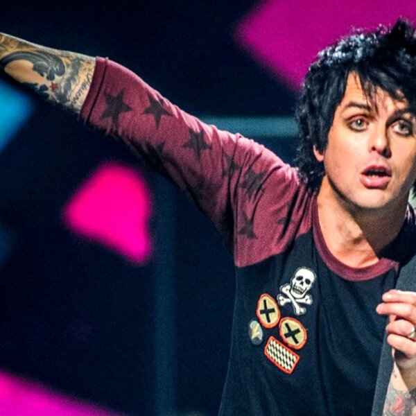 Green Day: em quarentena, Billie Joe já escreveu seis novas músicas