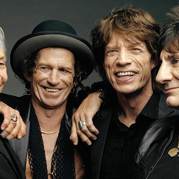 Rolling Stones anuncia uma série de novidades