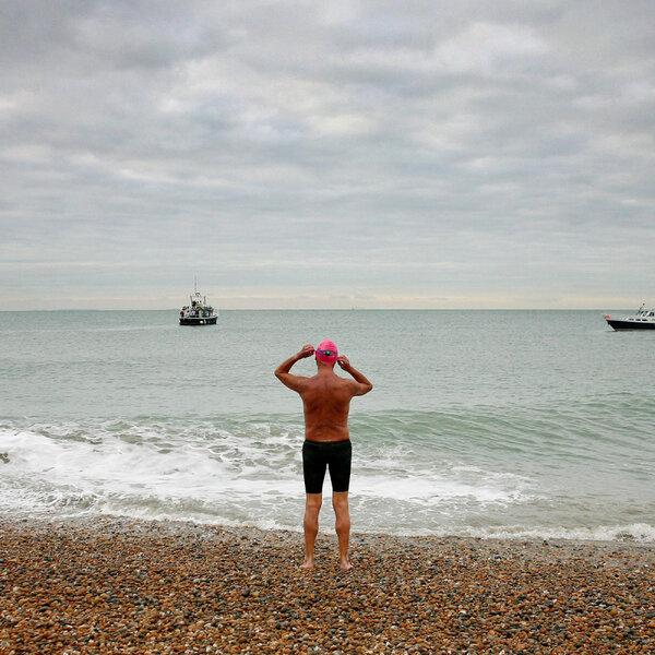 Paul Ridding, CEO da Beaggars Group, vai nadar no Canal da Mancha para arrecadar fundos