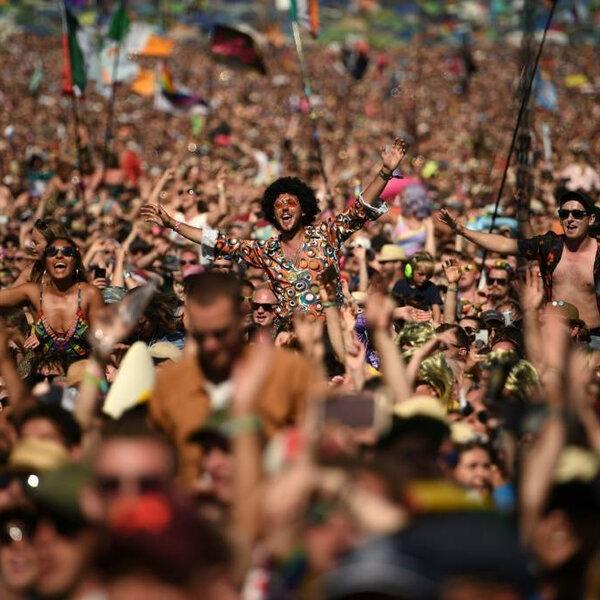Festival Glastonbury é cancelado no Reino Unido por conta do coronavírus