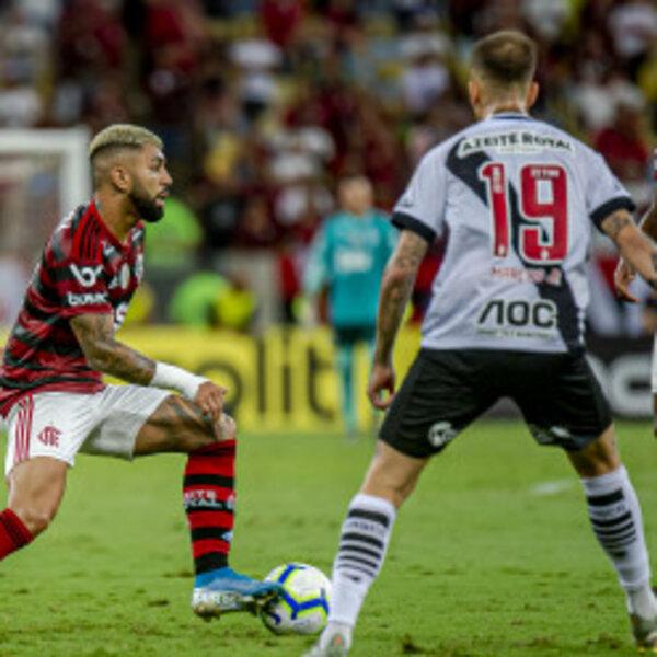 Clássico Flamengo x Vasco
