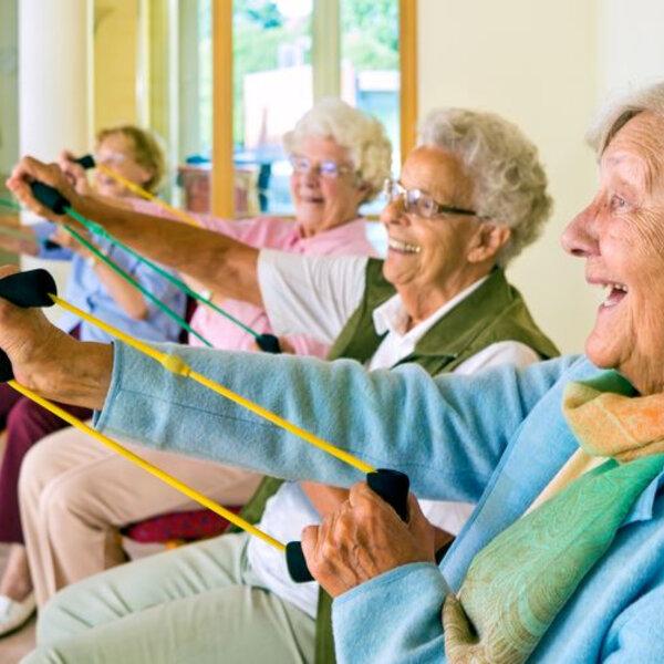 Envelhecimento com autonomia