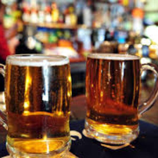 Consumo excessivo de bebidas alcoólicas