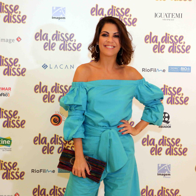 Márcia Peltier conversa com a escritora e jornalista Thalita Rebouças