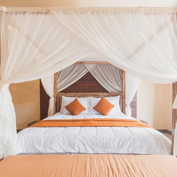 Dormir bem começa pela escolha de uma bela cama