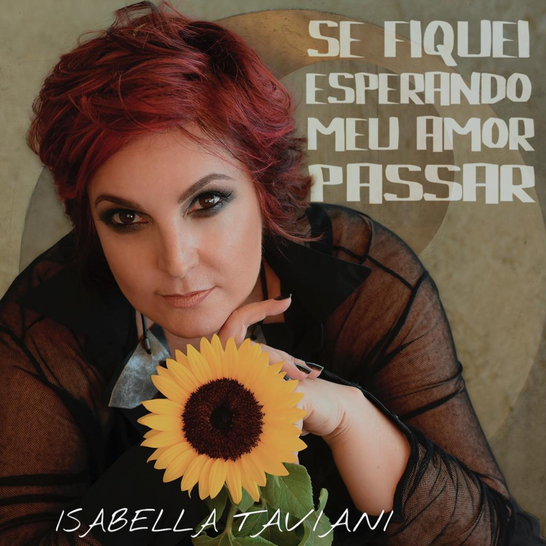Márcia Peltier conversa com a cantora Isabella Taviani