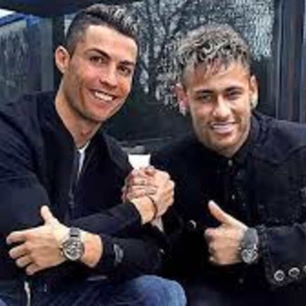 Neymar x Cristiano Ronaldo