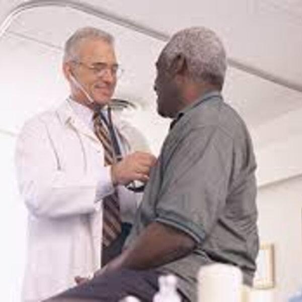 Check-up médico periódico