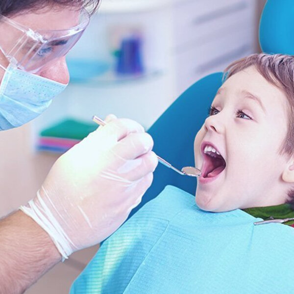 Cuidados com a boca do seu filho