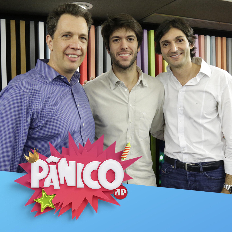 Caio Coppolla, Tomé Abduch e Marcos Bellizia - Pânico - 13/08/19