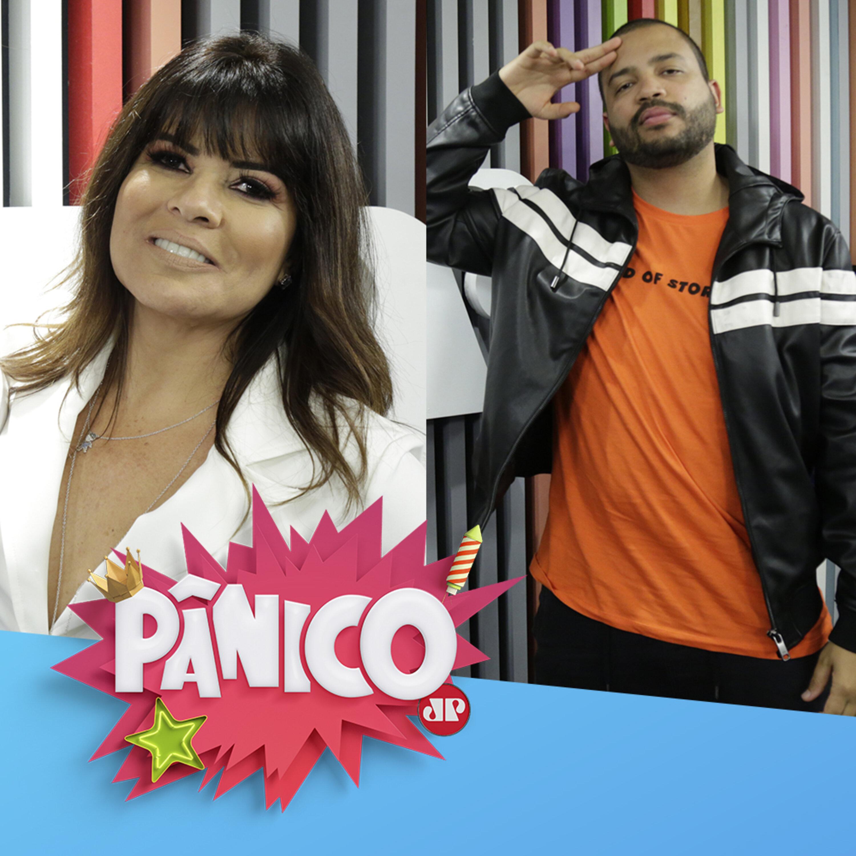 Mara Maravilha e Gabriel Torres | Projota - Pânico - 29/07/19