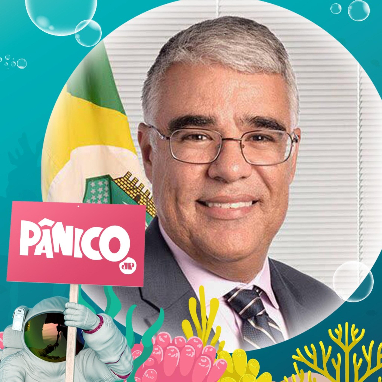 PÂNICO - 14/06/2021 - Eduardo Girão e Nany People