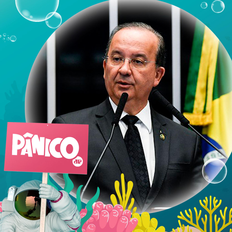 PÂNICO - 22/06/2021 - Jorginho Mello