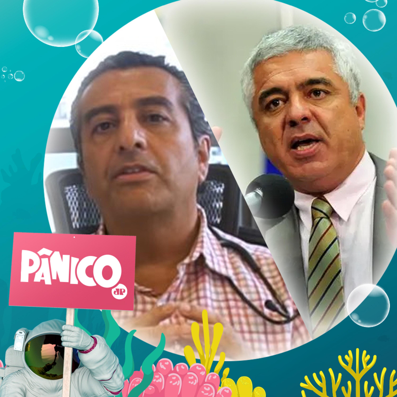 MAJOR OLÍMPIO E DR. ROBERTO ZEBALLOS | PÂNICO - 04/05/20