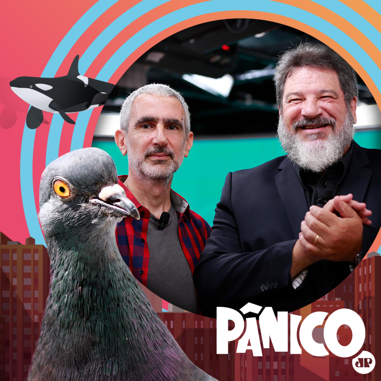 Mario Sergio Cortella e Paulo Jebaili   PÂNICO - 03/02/2020