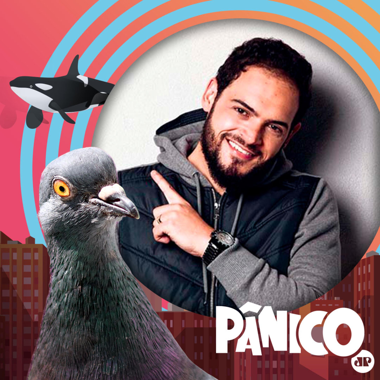 PÂNICO - 11/06/2021 - Matheus Ceará e Delegado Paulo Bilynskyj