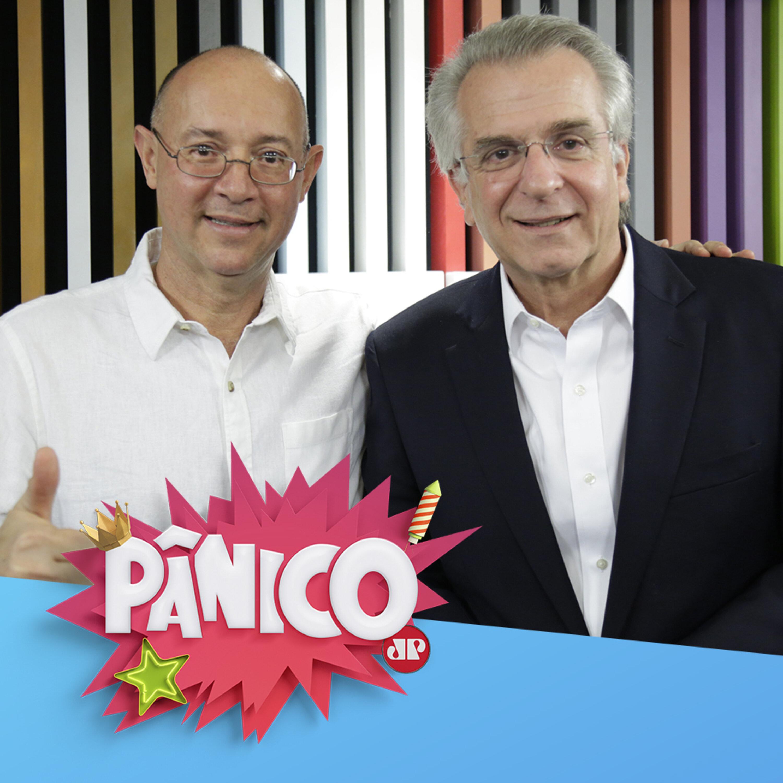 Andrea Matarazzo e Paulo Fiorilo - Pânico - 31/07/19