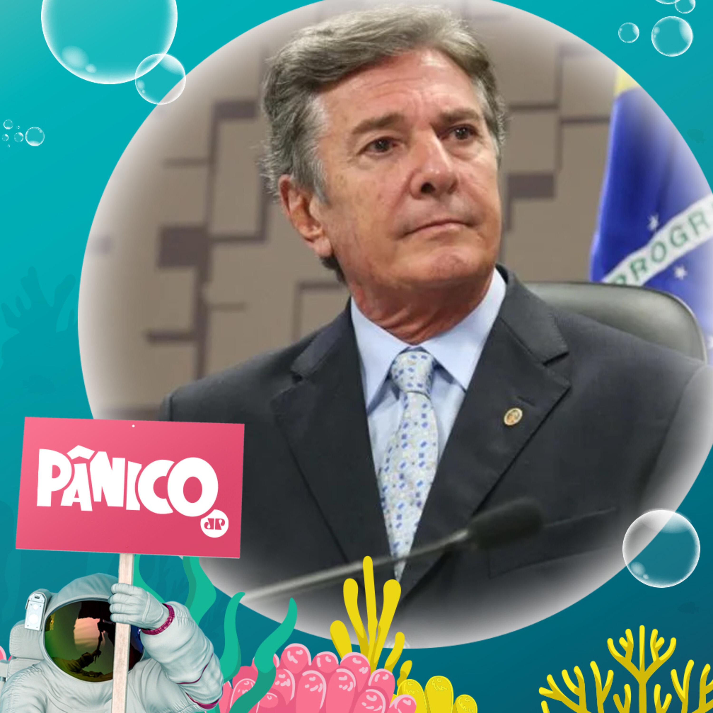 FERNANDO COLLOR E FERNANDO CONRADO - PÂNICO - 23/07/20